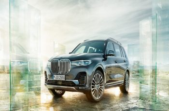 2018 BMW X7 Owners Manual