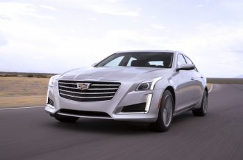 2018 Cadillac CTS Owners Manual