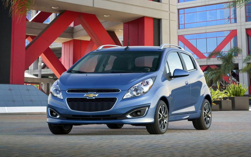 2018 Chevrolet Aveo Owners Manual