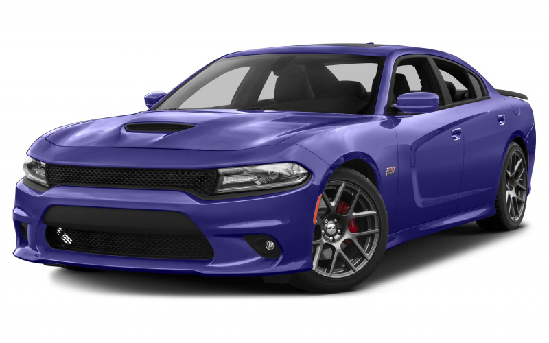 2018 Dodge Charger R/T Owners Manual