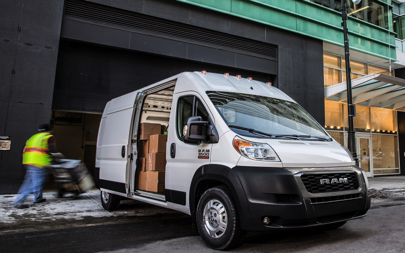 2018 Dodge Promaster Owners Manual