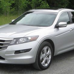 2018 Honda Crosstour Owners Manual
