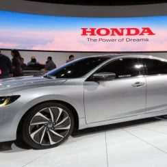 2018 Honda Insight Owners Manual
