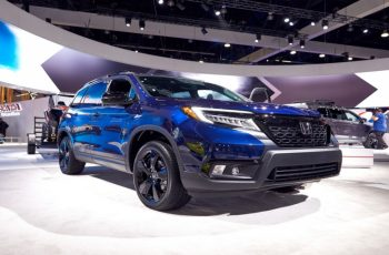 2018 Honda Passport Owners Manual