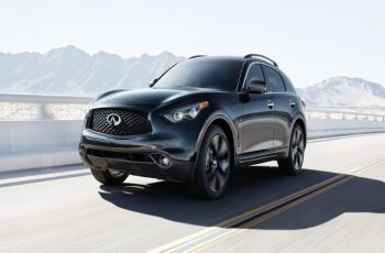 2018 Infiniti QX70 Owners Manual