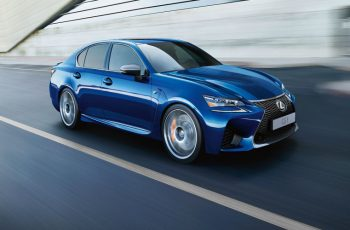 2018 Lexus GS 350 Owners Manual