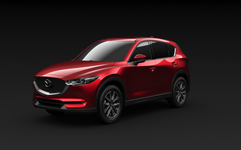 2018 Mazda CX 5 Owners Manual
