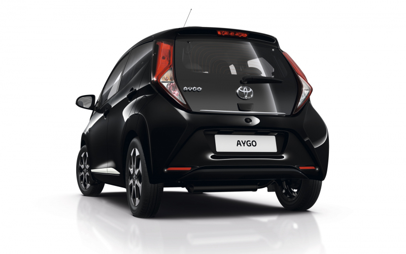 2018 Toyota Aygo Owners Manual
