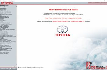 2018 Toyota Scion Owners Manual