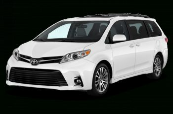 2018 Toyota Sienna Owners Manual