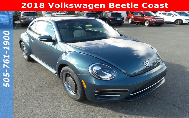 2018 VW Beetle Owners Manual