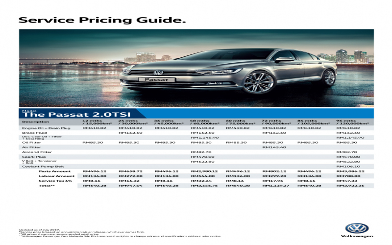 2018 VW CC Owners Manual