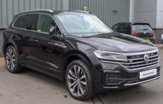 2018 VW Touareg Owners Manual