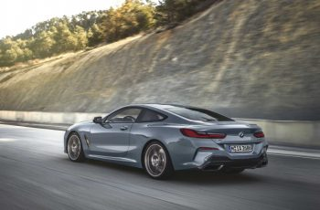 2019 BMW 8 Series Owners Manual