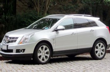 2019 Cadillac SRX Owners Manual