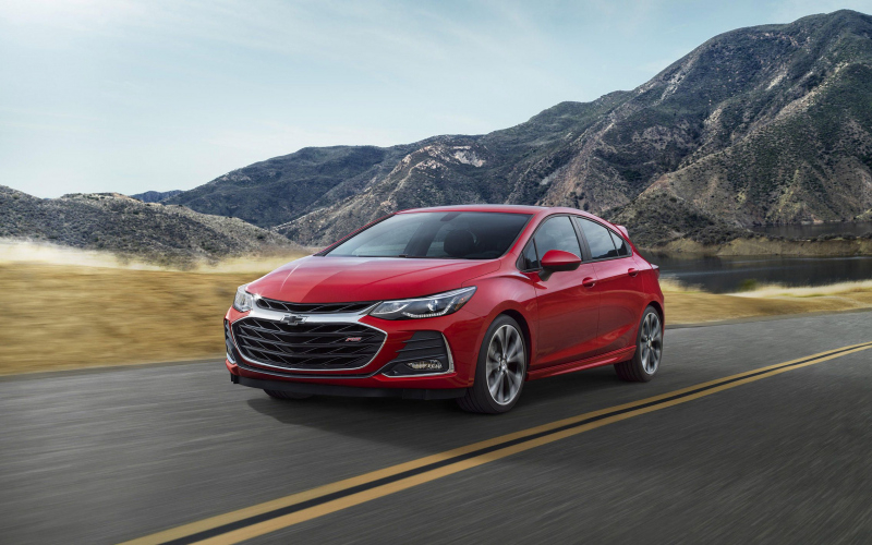 2019 Chevrolet Cruze Owners Manual