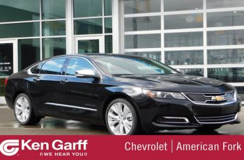 2019 Chevrolet Impala Owners Manual