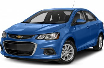 2019 Chevrolet Sonic Owners Manual