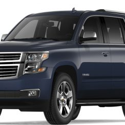 2019 Chevrolet Suburban Owners Manual