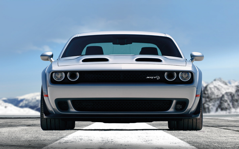 2019 Dodge Challenger Owners Manual