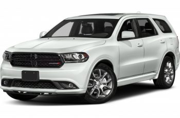 2019 Dodge Durango R/T Owners Manual