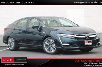 2019 Honda Clarity Owners Manual