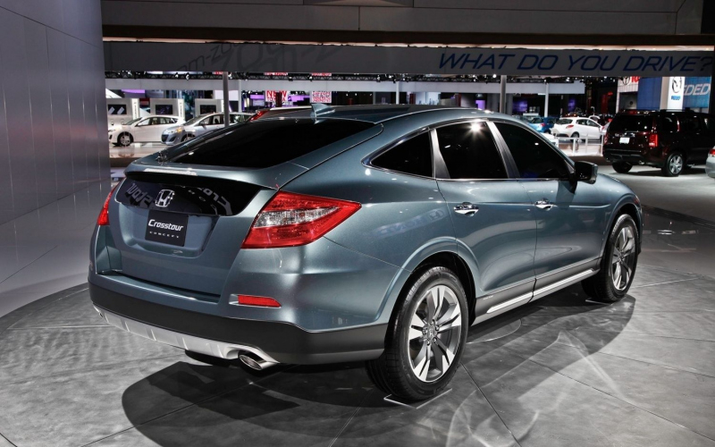 2019 Honda Crosstour Owners Manual