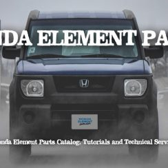 2019 Honda Element Owners Manual