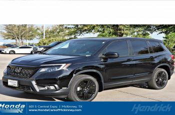 2019 Honda Passport Owners Manual
