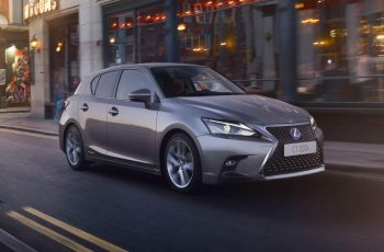 2019 Lexus CT 200H Owners Manual