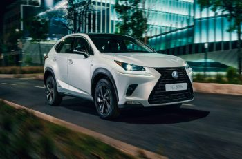 2019 Lexus NX 200T Owners Manual