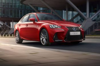 2019 Lexus RC 300 Owners Manual