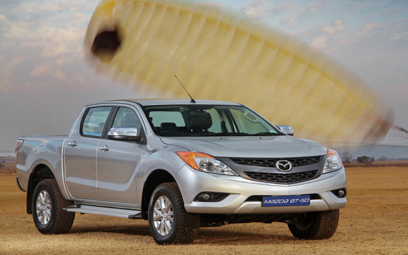 2019 Mazda BT 50 Owners Manual
