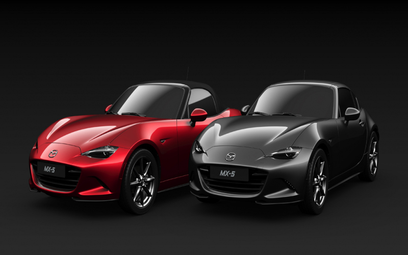 2019 Mazda MX 5 Owners Manual
