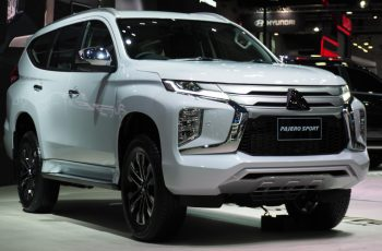 2019 Mitsubishi Pajero Sport Owners Manual