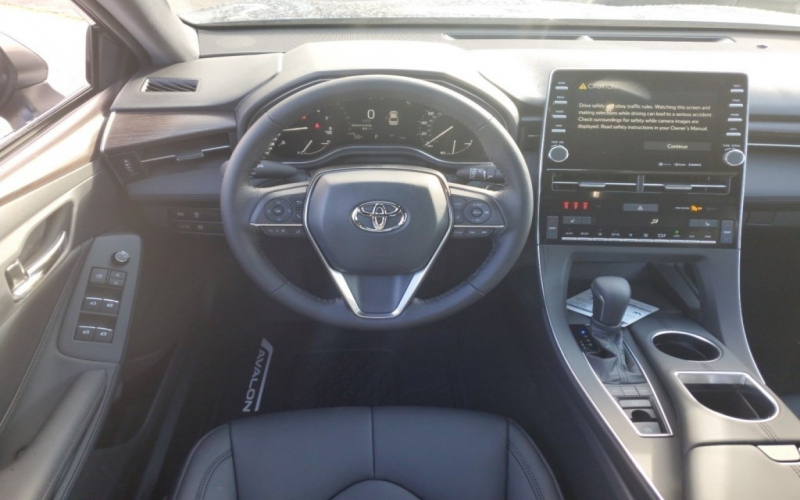 2019 Toyota Avalon Owners Manual