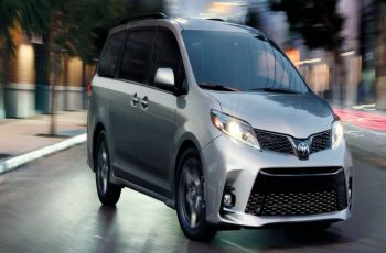 2019 Toyota Sienna Owners Manual