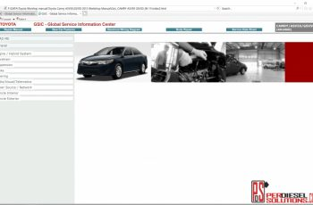 2019 Toyota Vios Owners Manual