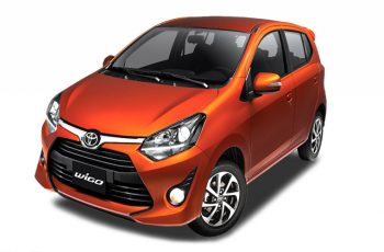 2019 Toyota Wigo Owners Manual