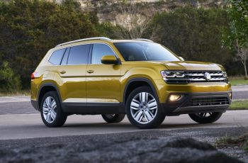 2019 VW Atlas Owners Manual