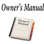 Owners Manual Cars