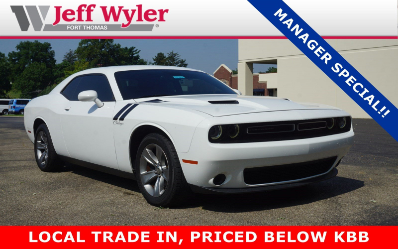 Dodge Challenger Owners Manual 2014