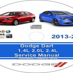 Dodge Dart 2016 Owners Manual