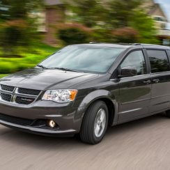 Dodge Grand Caravan Owners Manual 2016
