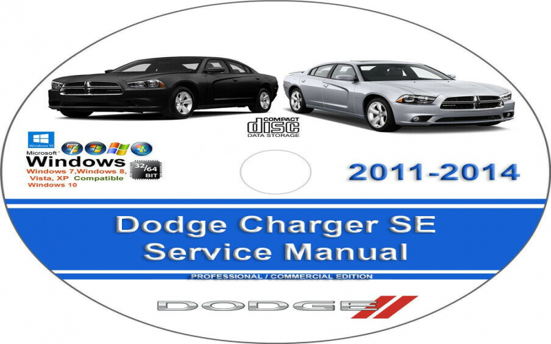 Owners Manual For 2011 Dodge Charger