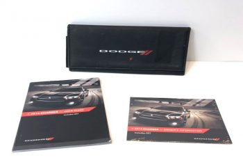 Owners Manual For 2014 Dodge Charger