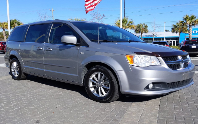 Owners Manual For 2014 Dodge Grand Caravan SXT
