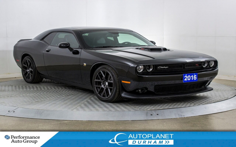 Owners Manual For 2016 Dodge Challenger